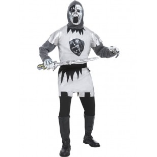 Ghostly Knight Costume