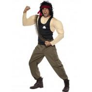 Men's RAMBO Costume