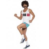 118 118 Running Costume