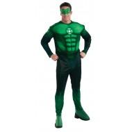 Green Lantern Deluxe Costume - Hal Jordan
