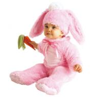 Cute Pink Wabbit Costume