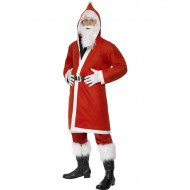 Budget Santa Clause Costume