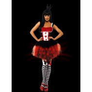 Light Up Queen Of Hearts Costume
