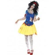 Zombie Snow White Costume