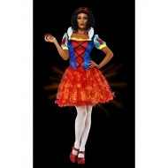 Light Up Snow White Beauty Costume