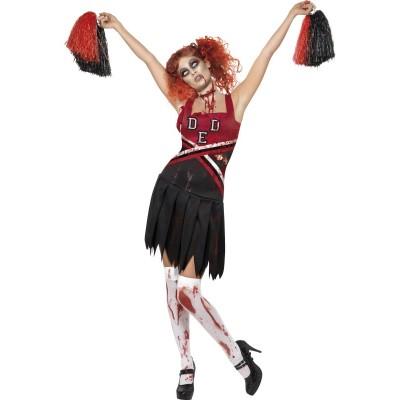 High School Horror Cheerleader Costume