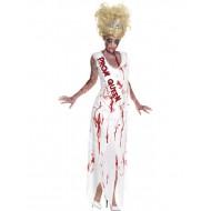 High School Horror Zombie Prom Costume