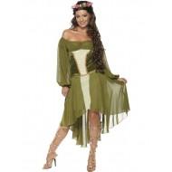 Fair Maiden Costume - Green