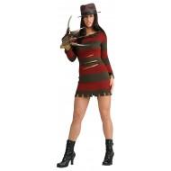 Girls Freddy Krueger Costume